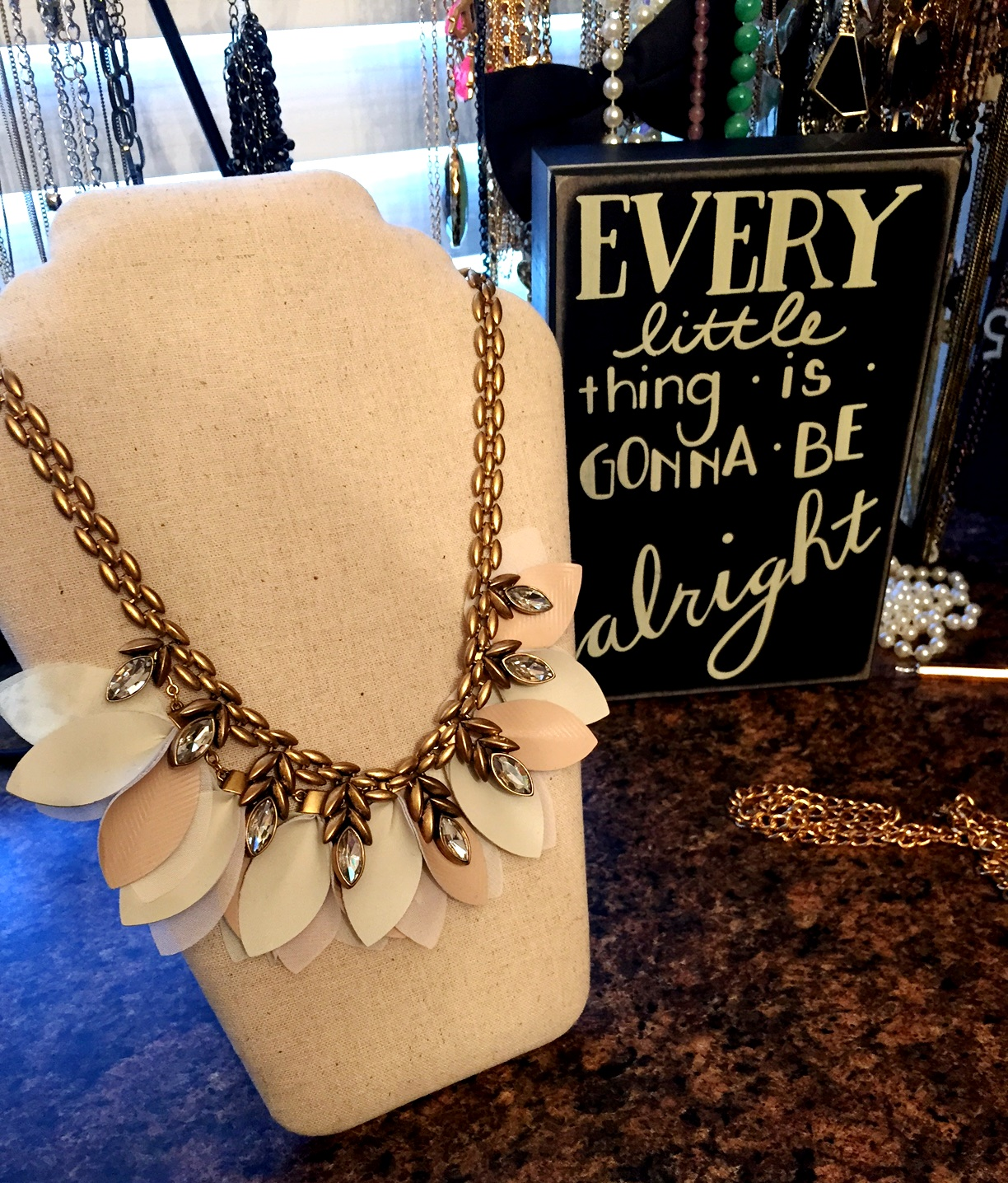 Birdie Necklace - Stella and Dot