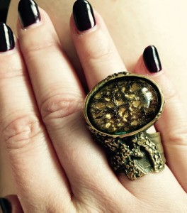 Ring: Yves Saint Laurent