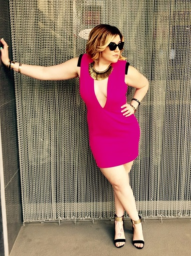 Sunnies: Chanel Dress: ASOS Necklace: Stella & Dot Shoes: Zara